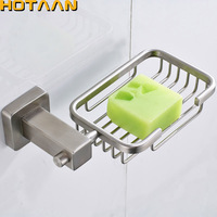 Strongest Practical Design Solid Stainless Steel Bathroom Accessories Set Bathroom Soap Dish Soap Basket Free Shipping