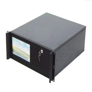 4U with touch screen chassis industrial control cabinet intelligent server chassis industrial control integrated chassis industrial control motherboard pig1 0 motherboard ai 4u chassis 14 slot 12 pci floor gtb6022 14g 100