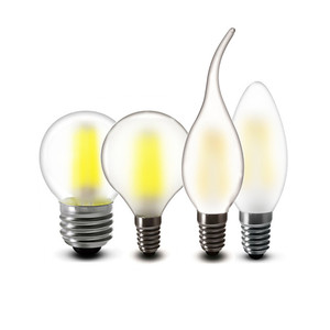2w 4w 6w Frosted COB Led Lamp