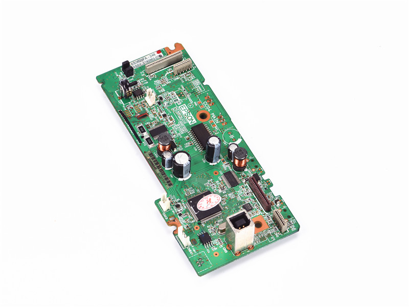 JACA Formatter Board logic Main Board for Epson L220 MainBoard mother board formatter board main for epson tm 88iii label printer mainboard