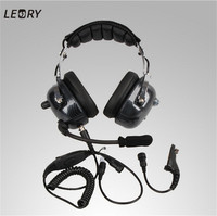 LEORY Universal RG11 Upgraded Active Noise Cancelling Aviation Headset Headphones For Pilots Paraglider Racing Talk Headphone