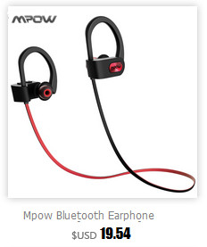 Mpow Bluetooth In-Ear Headphones Wireless Earphones Sports Running Stereo Headset With Mic Hands-Free Calling for iPhone Xiaomi