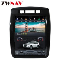 ZWNVA Tesla style Screen Newest Android 7.1 Car DVD Player GPS Navigation Radio Screen For VW Volkswagen Touareg 2010 2011 2012+