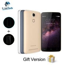 HOMTOM MTK6737 HT17 4G LTE Quad Core Smartphone 1 GB RAM 8 GB ROM 5.5 Pulgadas 1280*720 Cámara 2.0MP + 8.0MP del Androide 6.0 de La Batería 3000 mah