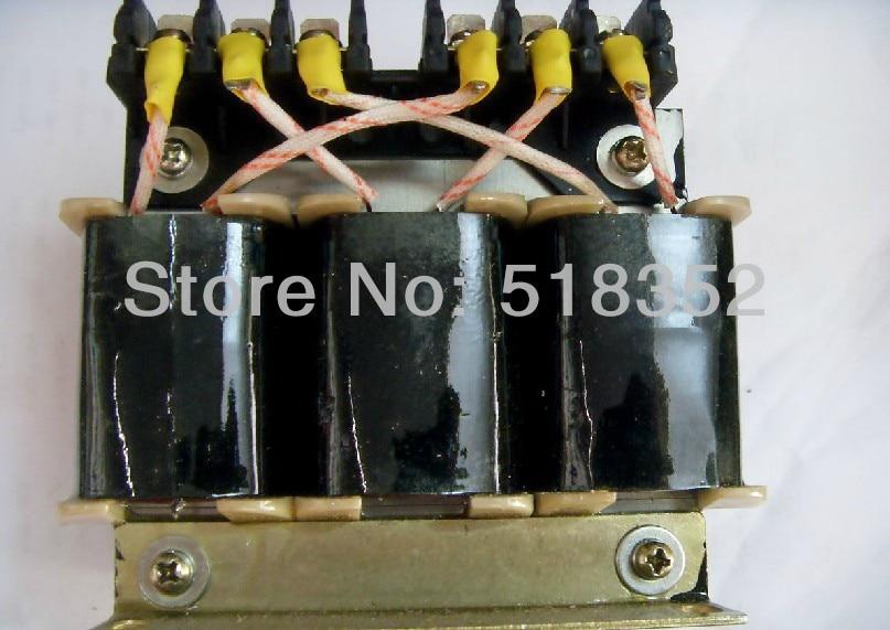 500 Вт Трехфазный Автотрансформатор General Тип для Провода EDM Машины Электрические Части, 380 В Вход, 230V-260V-290V Выход