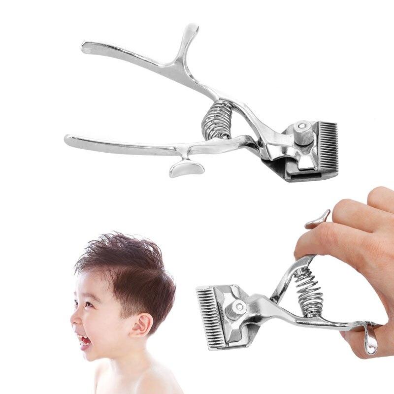Professional Kit font b Pet b font Hair Trimmer Shaver Razor Grooming Manual Hair Clipper Z07