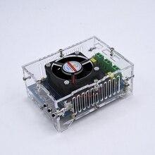 TDA7498 100 Вт X2 беспроводной усилитель звука Bluetooth стерео высокой мощности Цифровой усилитель Boost Board DC 12V 24V
