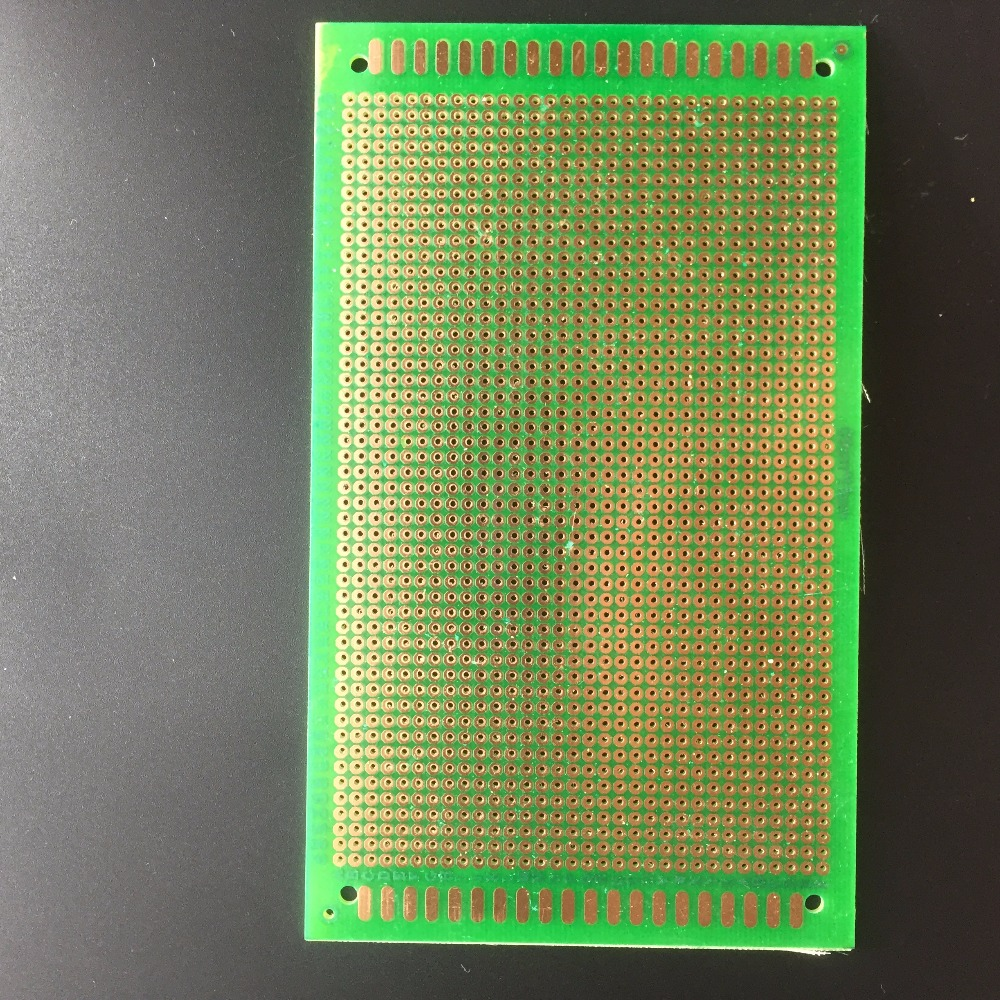 Free Shipping 5pc Pcb Single Side Blank Copper Clad 915cm Printed 101 How To Build A Circuit Board Green Oil Universal Hole Diy In Sided From