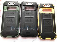 Original BlackView bv9500 Battery cover Case Cover with Loudspeaker and Microphone