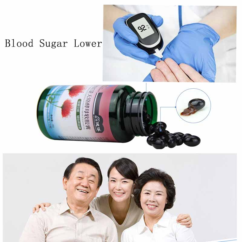 3Pcs Set Regulate Blood Pressure And Blood Sugar propolis Soft Gel To Regulating Blood Glucose Lipid And Enhance Immunity Beer in Slimming Product from Beauty Health