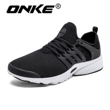 2018 New Trend Mens Running Shoes Black Sneakers for Men Rubber Outsole Sport Shoes Man Breathable Gym Exercise Shoe 39-45