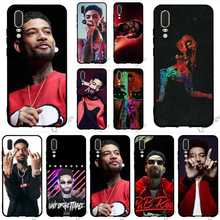 Shockproof PnB Rock Phone Case for Huawei P9 Lite Cover P8 P20 Pro P10 Mini P Smart Mate 10 20 Shell