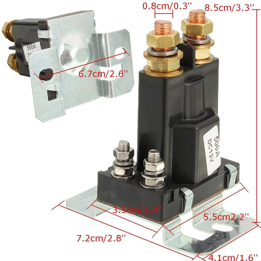 Online Buy Wholesale Car Relay Switch From China Car Relay Switch - Relay vehicle selection