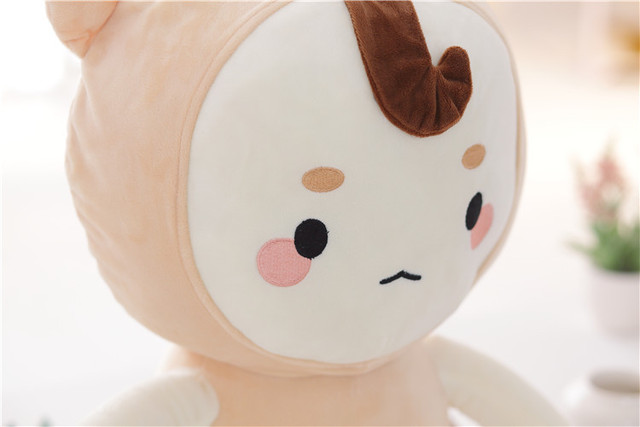 New 23-25CM Korea Dokkaebi God Alone And Brilliant Goblin Soft Doll Stuffed Plush Animal Toy Baby Girl Kids Children Lover Gifts