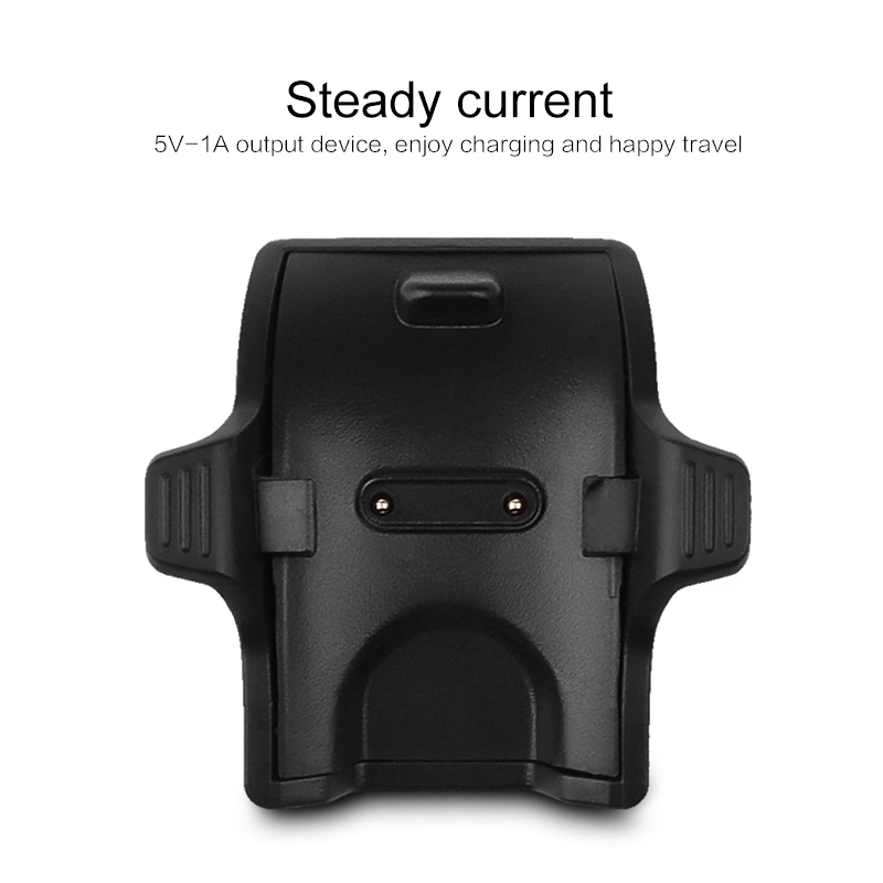 Universal Smart Watch Charger For Huawei Honor Band 4 Charger USB Charging Cable Cradle Dock Charger For Honor Band 3 2 Pro(China)