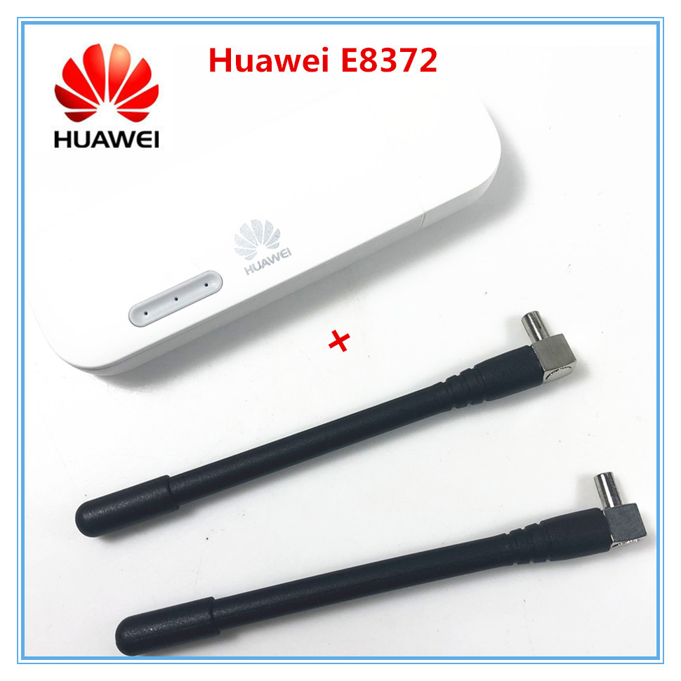 HOT SALE] Huawei E8372 E8372h 153 HUAWEI LOGO with 2pcs
