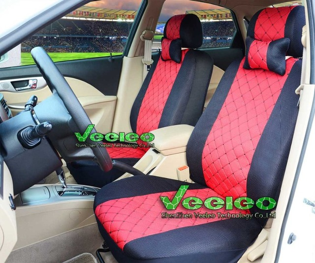 Front Rear Universal Car Seat Covers For Ford Focus  Ford Ka Mondeo