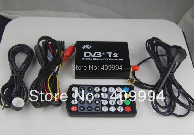 Dvb T2 H.264 PEG4 мобильная цифровой тв приставка внешний USB DVB-T2 автомобиль телевизор приёмник русский и европа и юго-восточная азия