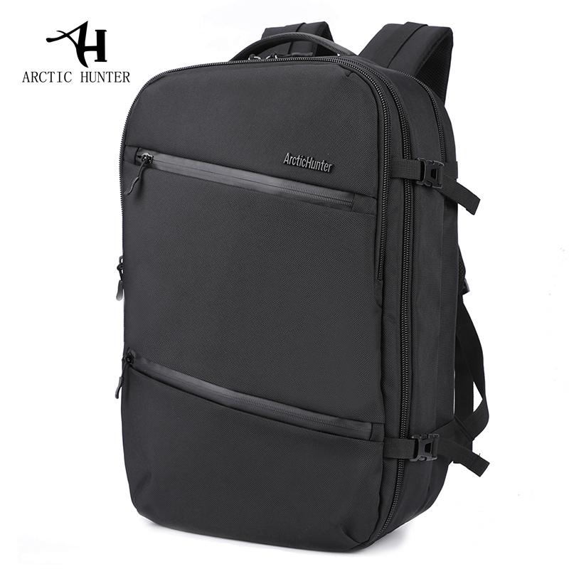 Arctic Hunter Brand New Arrivals Men Backpacks For 15.6inches Laptop Large Capacity Casual Style Bag Water Repellent Backpack