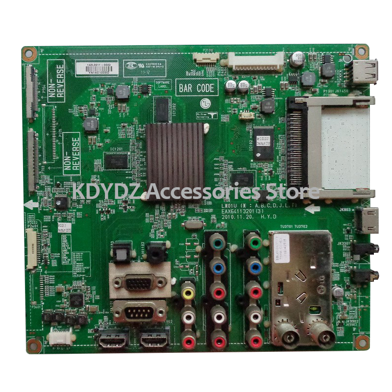 Free Shipping Good Test For 42LW4500/47LW4500-CA Motherboard EAX64113201(3)