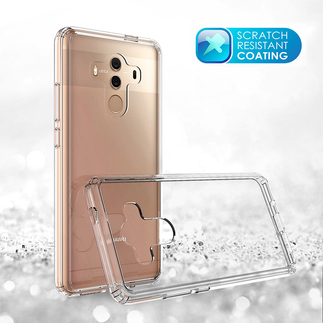 US $5 03 19% OFF|for Huawei Mate 10 Case Mate 10 Pro Case OneMinus Clear  Silicone Soft TPU Bumper Hard Back Cover for Huawei Mate 10 Lite Case -in
