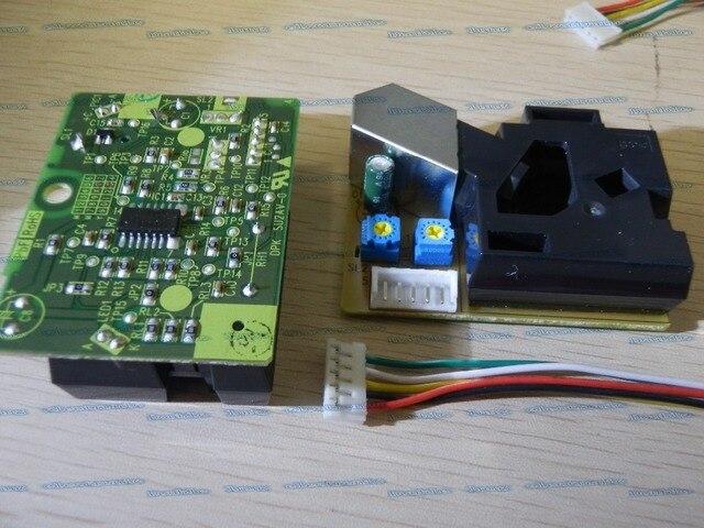 Japón importó lugar PM2.5 polvo SHINYEI sensor PPD42/PPD42NJ/PPD42NS/PPD4NS con cable