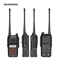 פלוס uv Baofeng UV-9R פלוס Waterproof ווקי טוקי כף יד 8Watts UHF VHF Dual Band IP67 HF משדר UV 9R Ham Radio נייד (3)