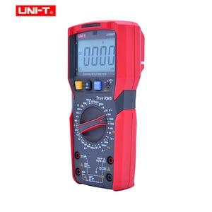 Image 2 - UNI T UT89XD TRMS digitale multimetro tester ac dc Voltmetro Amperometro Capacità Frequenza tester di Resistenza con test LED