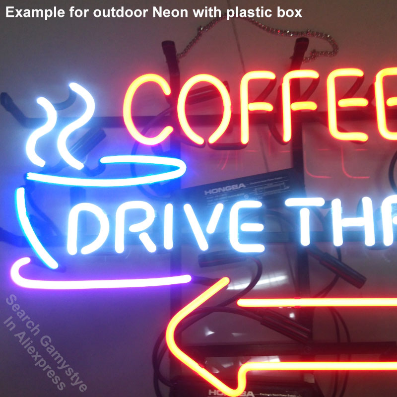 Custom Outdoor Business Signs Neon – Name