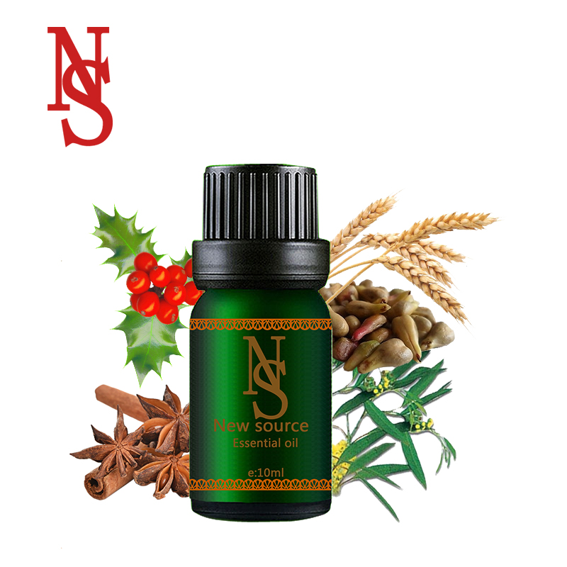 Bones and muscles loose compound essential oil Relax with plenty of stamina To revive the body cells Effectively relieve
