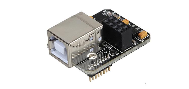 Lerdge X USB module detail 3