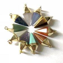 Оптовая продажа смешанные камни целебные кристаллы точечный