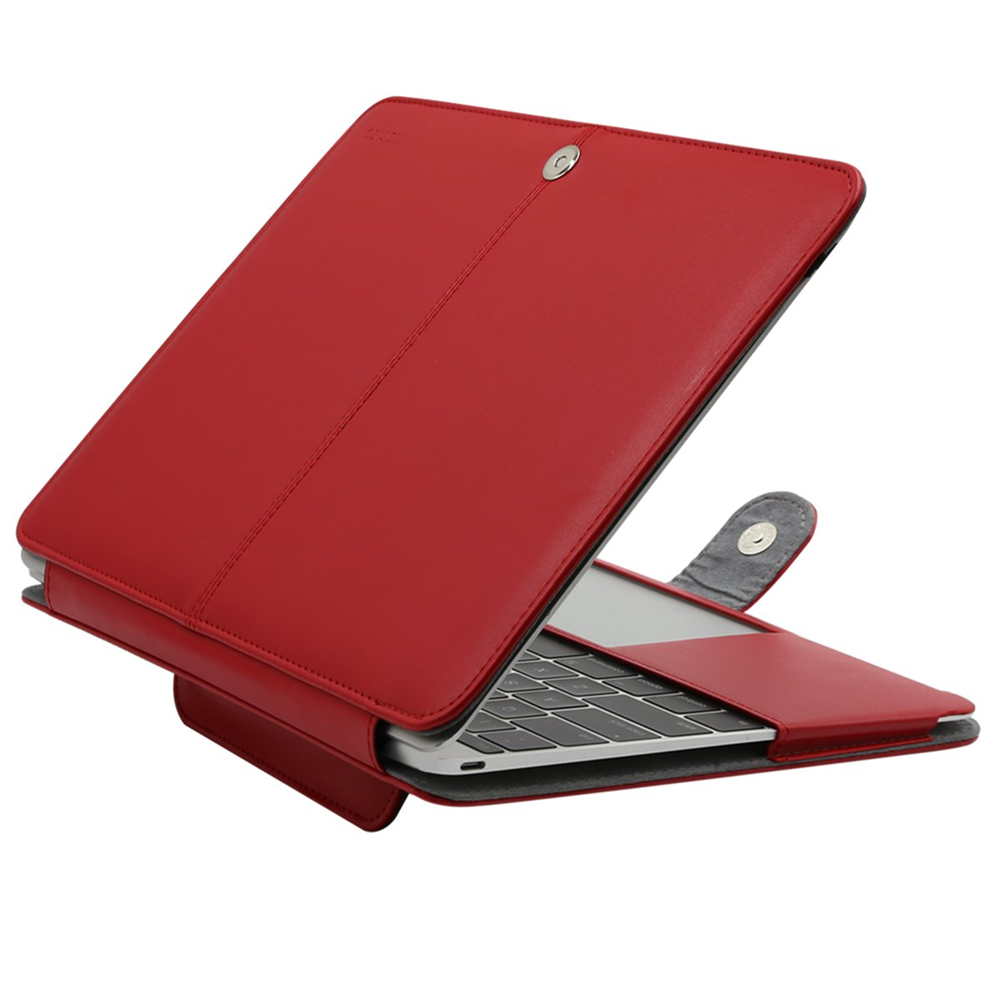 Leather Case Laptop Notebook 4