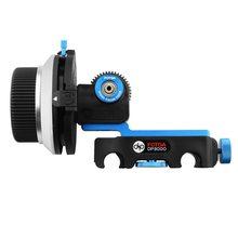 Fotga DP3000 QR follow focus A/B hard stop support DSLR 5D II III 7D D90 gear optional free shipping
