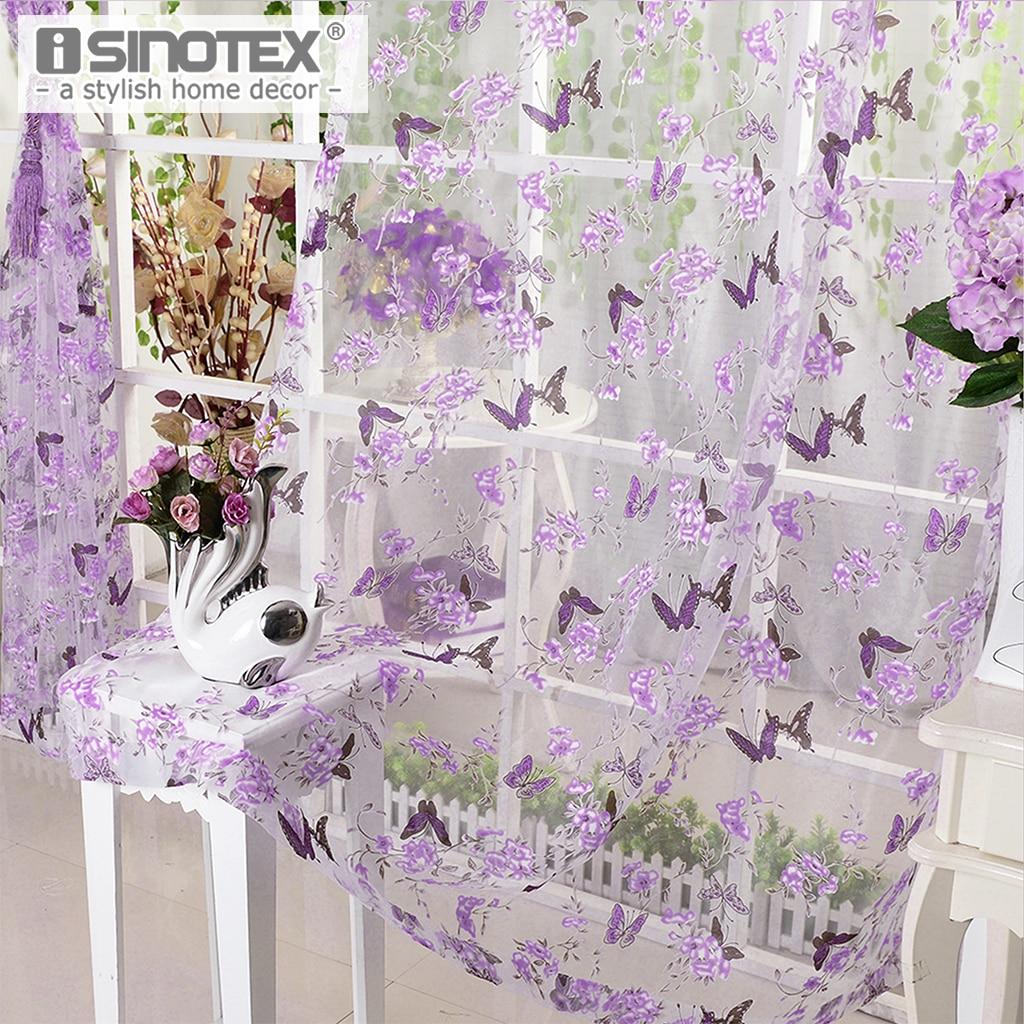 popularne purple cafe curtains- kupuj tanie purple cafe curtains