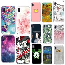 Para coque iphone 8 plus caso hoesjes 8 mais capa de luxo silicone macio miki mouse caso do telefone para iphone x 10 7 mais 6s 5 5S se(China)