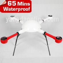 YD4-1000S Long Flight Time Drone Frame,Waterproof Quadcopter Airframe for Industrial Camera Drone Inspection/Surveying/Search