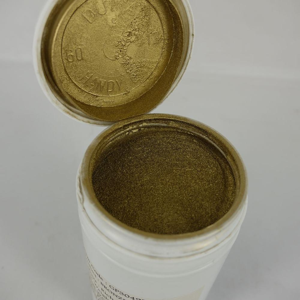 400G Copper powder Bright Gold color Paint Coating Automotive Coatings Art crafts