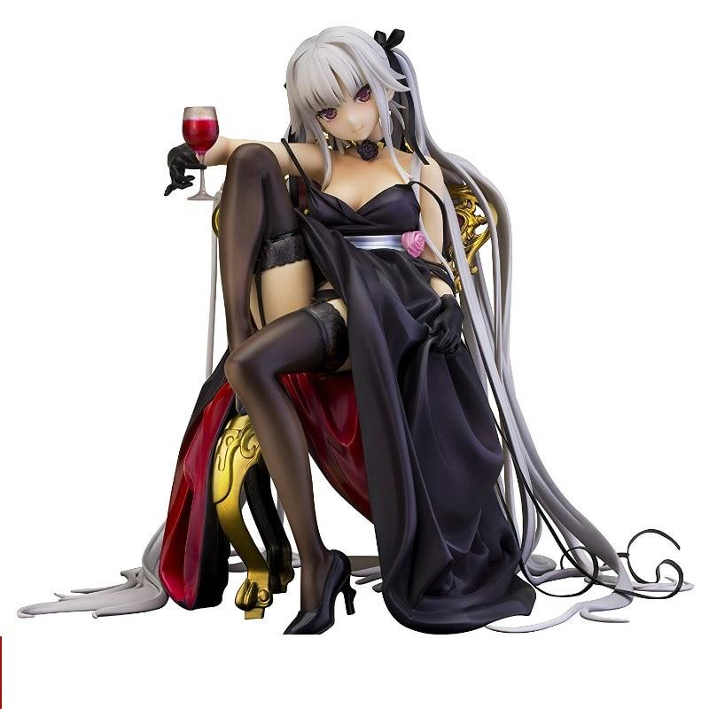 Anime Bishojo Mangekyo Sexy Figure Skyte Kagarino Kirie Girls PVC Action figure Toy Collectible Model Toys