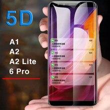 5d Защитное стекло для Xiaomi mi A1 A2 Lite Red mi 6 Pro на Ksio mi Xio mi Red My A 1 2 1a 2a A2lite 6pro закаленное стекло