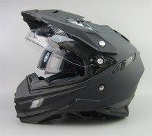 Nueva llegada Marca THH TX-27 motocross casco de doble lente fuera de la carretera casco de la motocicleta de Los Hombres Bici de La Suciedad capacete DOT aprobado