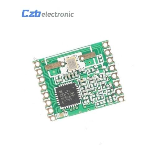 RFM12B HopeRF Wireless Transceiver RFM69HW-433S2 RFM69HW 433Mhz for Remote//HM