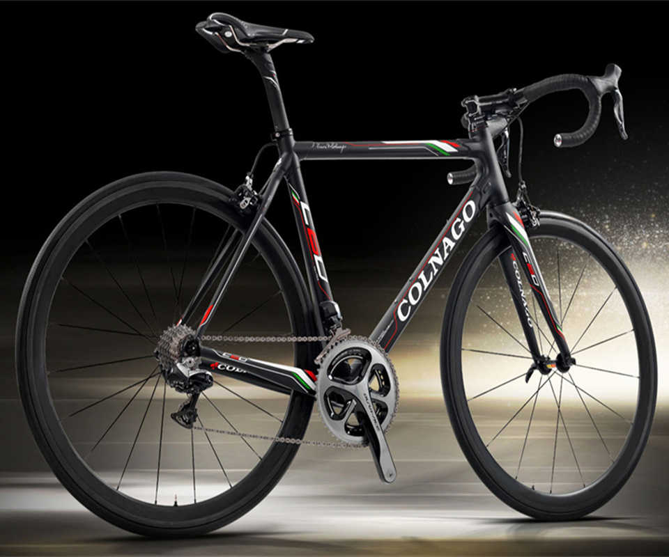 c1bad499030 17 colors CARROWTER Colnago C60 full Bicycle Complete carbon road bike With  R8000 groupset 50mm wheelset