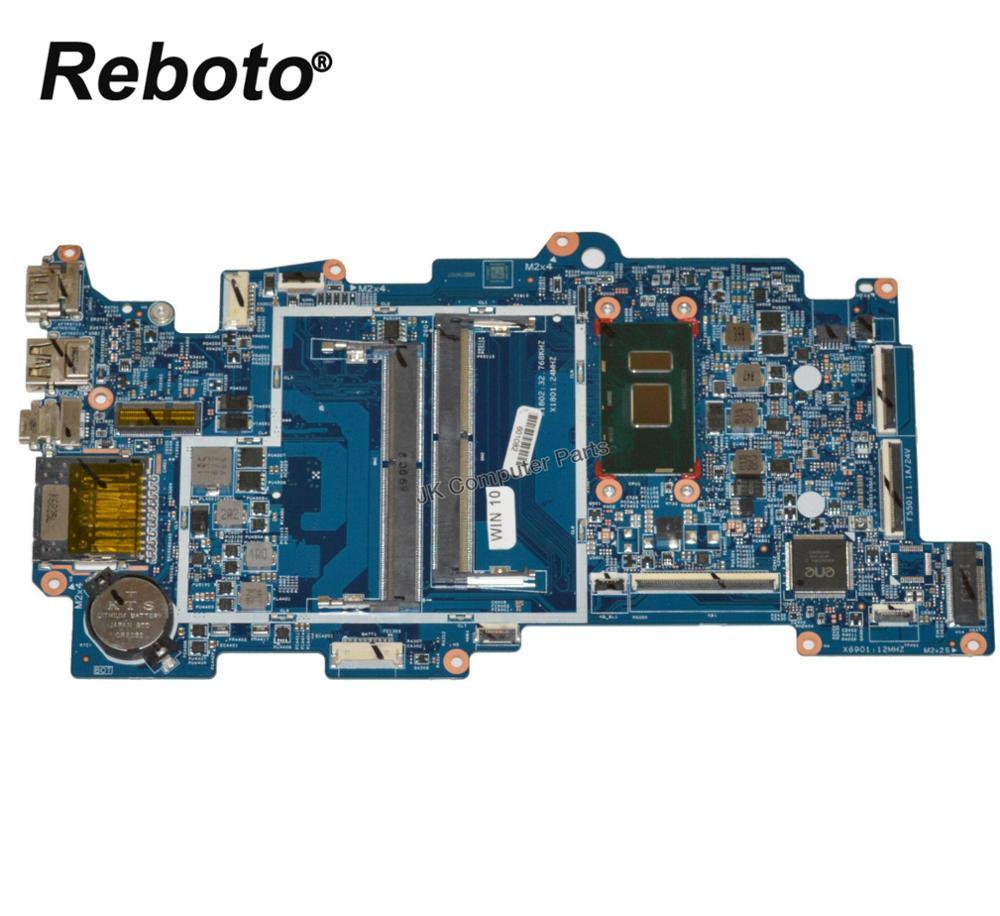 Высокое качество для HP ENVY x360 M6-AQ материнская плата для ноутбука с i5-7200U 2,5 Ghz CPU 858872-601 858872-501 100% протестированная Быстрая доставка