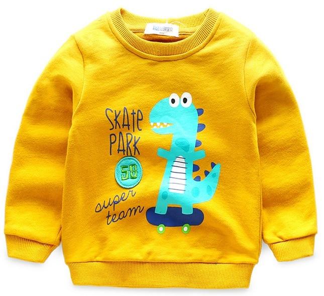 2017-Autumn-Kids-hoodies-sweatshirts-cotton-Cartoon-Print-Jurassic-World-dinosaur-boys-girls-Sweater-coat-tops-baby-clothes-tees-3