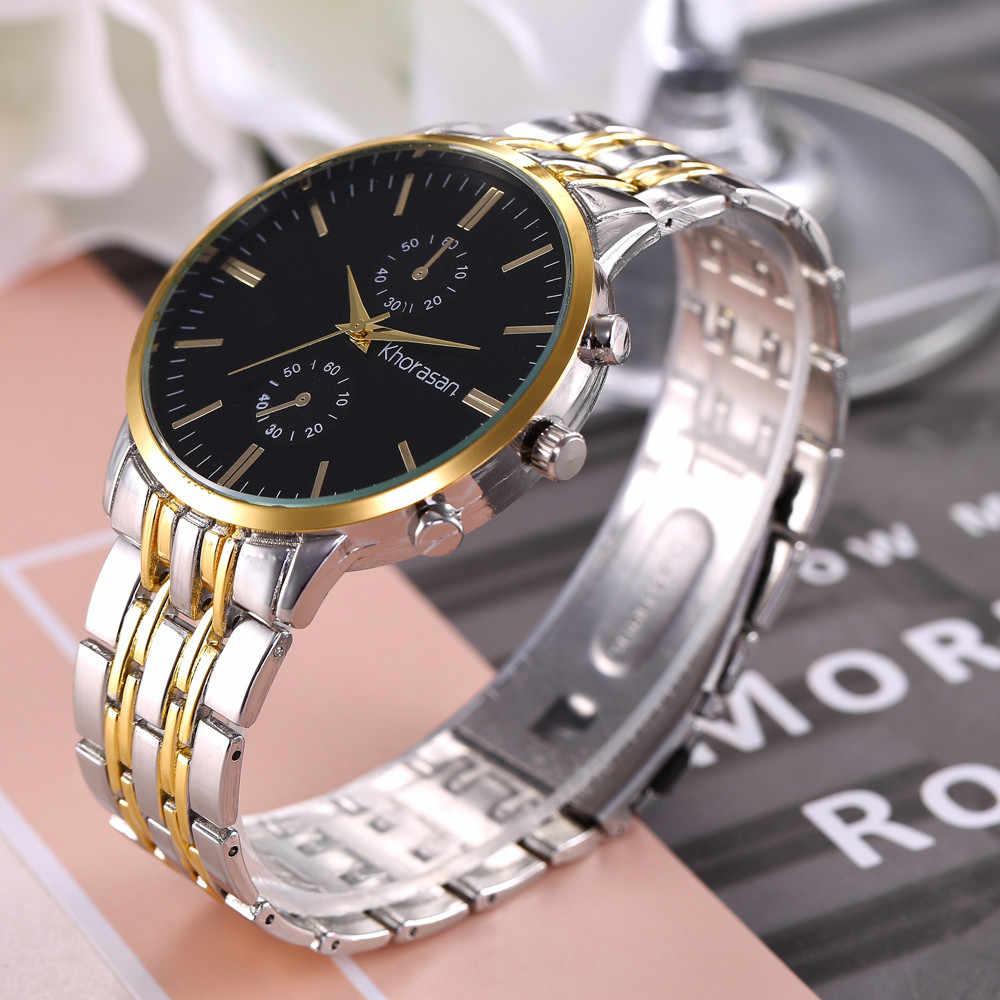 Lige relógios masculinos militar marca de luxo relógio masculino quartzo relógio de aço inoxidável moda cronógrafo homem relogio masculino 30x