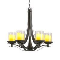 Нестандартная свеча светодиодный Кулон светильники крепления Лофт Стиль промышленных Винтаж лампа подвесная в ретро стиле железа 6 голово