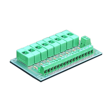 8-Circuit Fuse Module for electric locks door access control system