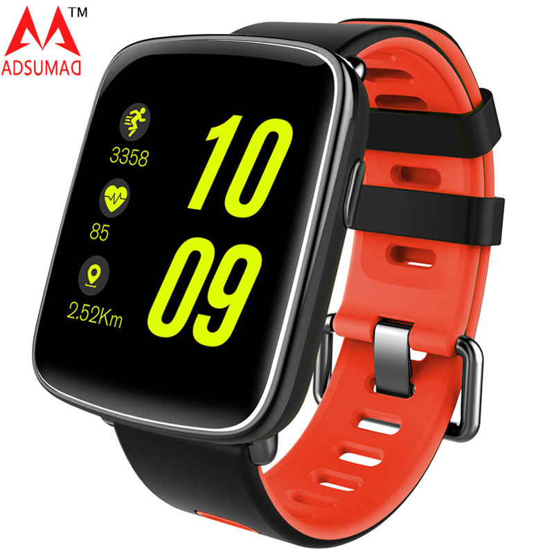 Smart bracelet GV68 Waterproof Ip68 Heart Rate Monitor Bluetooth watch Swimming with Replaceable Straps for IOS Android Phone potino gv68 smart watch waterproof ip68 heart rate monitor bluetooth smartwatch swimming with replaceable straps for ios android