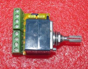 Image 2 - ALPI 27 tipo di 50K RC uguale volume potenziometro del Volume circuito A Doppio canale per Amplificatore di controllo del volume